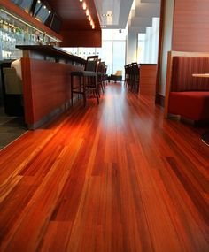 recycled wood floors