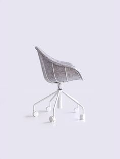 Tubo is a minimalist design created by England-based designer Industrial Facility. Within the Tubo collection is the remarkable Tubo chair made from 100% recycled PET. (1)