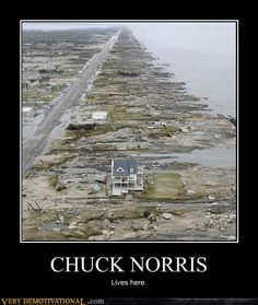 Chuck Norris House