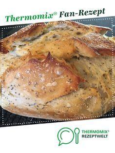 Hilda – das Brot mit Chiasamen von Miss Mixxi. Ein Thermomix ® Rezept aus der K… Hilda – the bread with chia seeds from Miss Mixxi. A Thermomix ® recipe from the Bread & Buns category www.de, the Thermomix ® community. Vegan Mac And Cheese, Creamy Macaroni And Cheese, Bake Mac And Cheese, Flax Seed Benefits, Flax Seed Recipes, Cheesy Sauce, Bread Bun, Baked Chicken Recipes, Recipes From Heaven