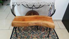 Cedar furniture Banca de Cedro