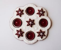 Gingerbread Cake, Royal Icing, Advent, Christmas Cookies, Brooch, Holiday, Houses, Cakes, Drink