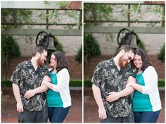 A Captains White House Engagement Session | North Carolina Wedding Photographer | Michelle Robinson Photography