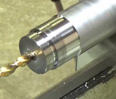 Titanium Drilling Method by bstanga...