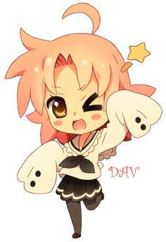 Chibi Akira by DAV-19.deviantart.com on @deviantART