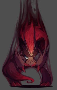 "axbraun: ""Zoroark Dark Pulse """