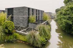 David Chipperfield Architects Berlin, Shanghai, Xixi Wetland Estate, Hangzhou, China