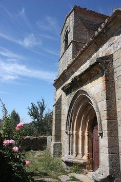 Santa Juliana, Corvio.Palencia.