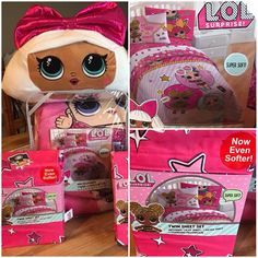Lol Twin Bedding Comforters All Lol Surprise Dolls