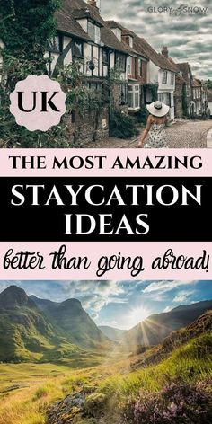 UK STAYCATION IDEAS: HOW TO SPEND A GREAT SUMMER IN THE UK | things to do in the UK | top things to do in England | adventurous things to do in England | things to do in uk for couples | where is the best place to holiday in the UK | English countryside holidays | summer in England | places to visit in summer | UK holiday guide | fun places in the uk| best uk getaways | UK summer | #summer #holiday #ukholiday #staycation #ukstaycation #uktrips