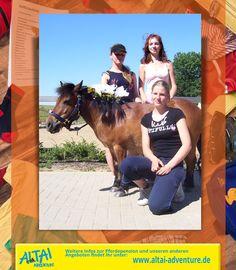 Auf der Pferdepension in der Märkischen Schweiz, den Alltag vergessen und die Ferien mal nur mit Pferden genießen. Weitere Infos und Angebote findet Ihr unter www.altai-adventure.de
