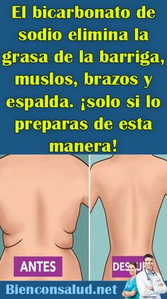El bicarbonato de sodio elimina la grasa de la barriga, muslos, brazos y espalda… Baking soda removes fat from the belly, thighs, arms and back. – Good with Health Thinner Thighs, Abdominal Exercises, Belly Fat Workout, Lose 20 Pounds, How To Slim Down, Loose Weight, Best Weight Loss, Health Remedies, Workout Videos