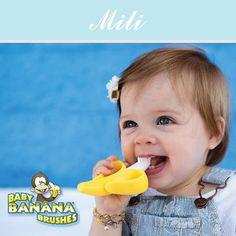 De la marca Baby Banana te ofrecemos la colección de cepillos y mordederas 100% silicona ideales para ayudar la picazón en las encías del bebé.  ☀️Precio: ¢6,900 Encuéntralo en nuestras tiendas #MiliEscazú Plaza Los Laureles y #MiliGuadalupe 175 m este De la Iglesia Católica. •••Envíos al wtspp 8453.3729 o al inbox•••
