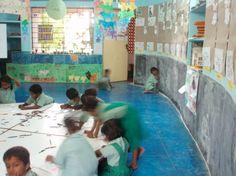 Un salón inspirador ( India)