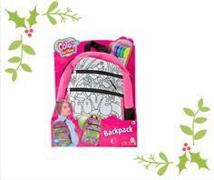 #christmas #gifting #simbatoys #diy #pink #gifts #colorful #backpack #Pens