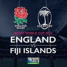 View England vs Fiji live streaming; Rugby World Cup 2015 opening match online for free playing at Twickenham Stadium. Free recognized sites to see England vs Fiji match