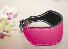 Large Dogs, Small Dogs, Leather Dog Collars, Leather Accessories, Coin Purse, Etsy Shop, Wallet, Trending Outfits, Pets