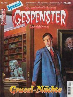 Gespenster Geschichten Spezial #193 - Grusel-Nachte