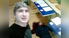 Moscow student posts selfie of himself standing over slain teacher's corpse https://tmbw.news/moscow-student-posts-selfie-of-himself-standing-over-slain-teachers-corpse  Moscow police are investigating a potential murder, after an 18-year-old vocational college student reportedly knifed his teacher during a lecture break, put the photos up on social media, and then slit his own throat.Read moreThe student, Andrey Emeliannikov, and his health & safety class teacher, Sergey Danilov, had a…