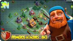 Consejos y Ataques para Principiantes BH3 | Clash of Clans con 3lno0b | ...