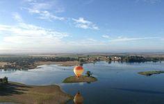Festival de Balões de Ar Quente: Voar pelo Alentejo...