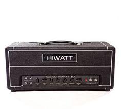 Hiwatt dr504 guitar amplifier head