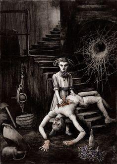 10 pinturas macabras mostram que a arte também pode ser perturbadora - Mega Curioso