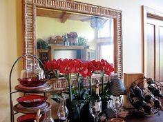MAY DAYS: NC-Part 7: Wine Cork Mirror & Wine Bar