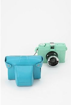 UrbanOutfitters.com > Lomography Diana+ Camera Case this is my next purchase for ma business!