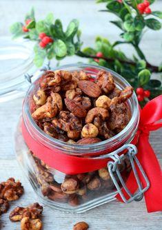 Sukkerfri, brente julenøtter - LINDASTUHAUG Almond, Food, Almonds, Meals