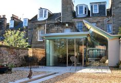 Glazed structure company edinburgh
