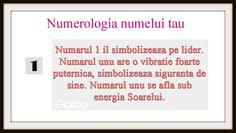 Numerologia numelui tau. Ce personalitate ai, in functie de nume Zodiac