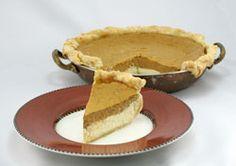 Pumpkin pie cheesecake recipe - delicious, healthy, and sooo easy!