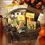Send your Mom or Grandmother this beautiful Thanksgiving Gourmet Gift Basket