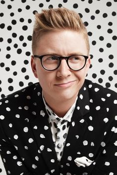 aa980a016b48 YouTube Star Tyler Oakley Reveals His Most Embarrassing Glasses Moment EVER