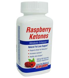 Labrada Nutrition Raspberry Ketones Metabolic Enhancer-Natural Fat Loss Solution 60 Caps l Rock Bottom Fitness