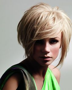 Hottest Short Hairstyles for Summer 2013  #hairstyles #shorthairstyles #hair #bobs
