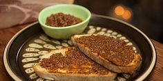 Try this Bacon Jam recipe by Chef Adrian Richardson. This recipe is from the show Secret Meat Business.