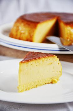flan is a very delicious dessert. i usually make flan napolitano , but this time i prepared corn flan. as many other m...