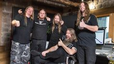 Amon Amarth: We'll never stop writing about Vikings - News - Metal Hammer