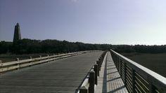 Bridge to old baldy