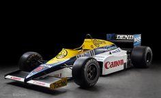 1985/Williams Honda FW10(ウィリアムズ・ホンダ FW10[4輪/レーサー])