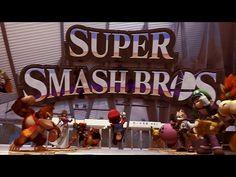 ▶ Super Smash Bros. - Mario Jumps into Battle! (Wii U & Nintendo 3DS). Fan Trailer - YouTube