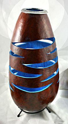 Image result for john pointek gourd art