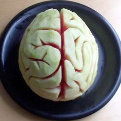 Watermelon Brain! and witch finger biscuits and other cool gross foods