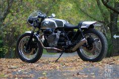Cafe Racer Special: Moto Guzzi