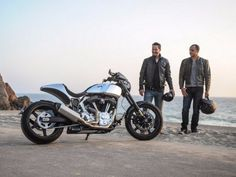 Keanu Reeves has created a $78,000 motorcycle, and it looks incredible - Business Insider