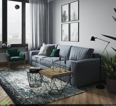 small apartment decorating 818740407240332562 - 46 Awesome Apartment Living Room Decor a Budget, Superior Condo Dwelling Room Decor a Finances…, Source by nurlanomar Living Room Color Schemes, Living Room Grey, Small Living Rooms, Living Room Designs, Modern Living, Minimalist Living, Tiny Living, College Living Rooms, Apartment Living
