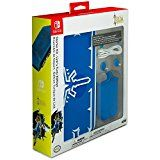 PDP Nintendo Switch Zelda Breath of the Wild Starter Kit with Travel Case Screen Protector Joy Con Guards and Earbuds 500-026  List Price: $29.99  Deal Price: $22.00  You Save: $7.99 (27%)  PDP Nintendo Switch Zelda Breath of the Wild Starter Kit with Travel Case Screen Protector Joy Con Guards and Earbuds 500-026  Expires Dec 31 2017