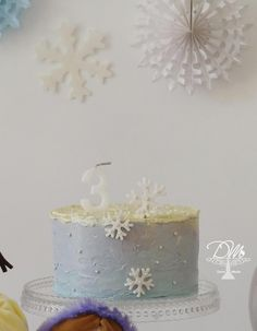 Bolo Frozen!